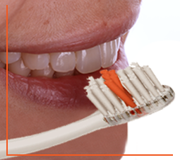 Cleaning performance of elmex interX toothbrushes